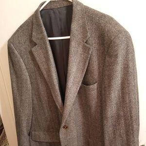 Christian Dior Grand Luxe Herringbone Sport Coat